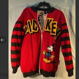 Walt Disney Mickey Mouse reversible Jacket